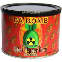 Арахис Da Bomb Ghost Pepper Nuts (Naga Jolokia) 227g, фото 1