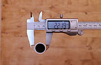 Труба  алюминиевая ф22 мм (22х1,25мм) АД31Т5, 6060, фото 1