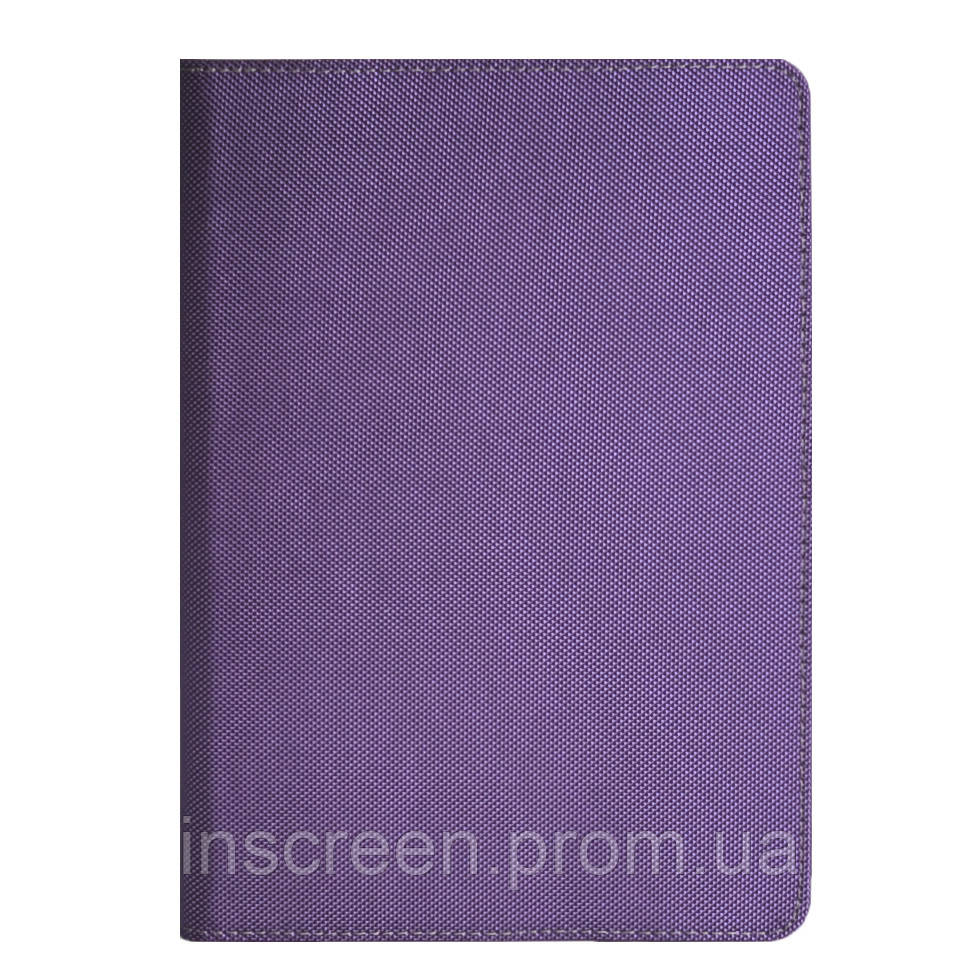 Чехол-книжка Lagoda 360 Clip stand 6-8 фиолетовый