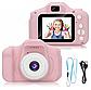 """Детская камера, Детский цифровой фотоаппарат, Kids Camera с дисплеем 2""""+ ПОДАРОК!, фото 6"""