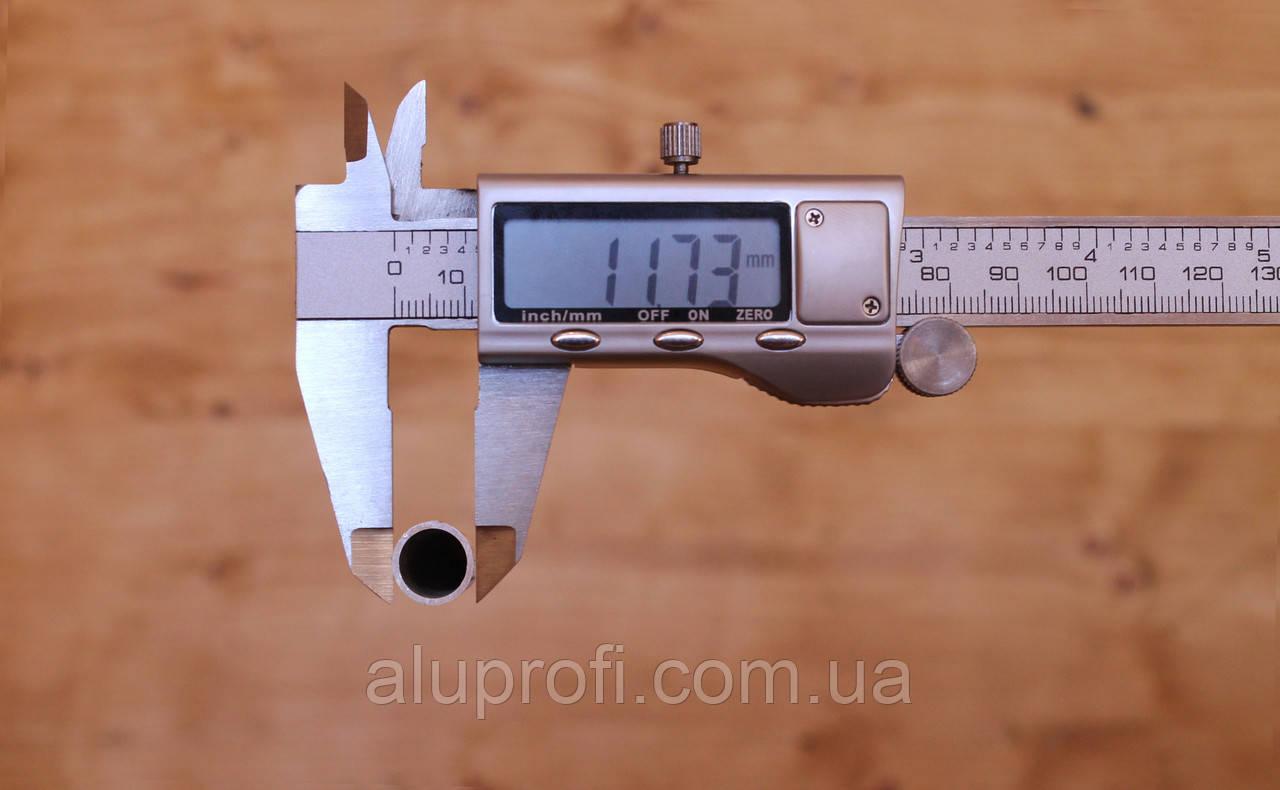 Труба  алюминиевая ф11мм (11х1мм) АД31Т5 леж.