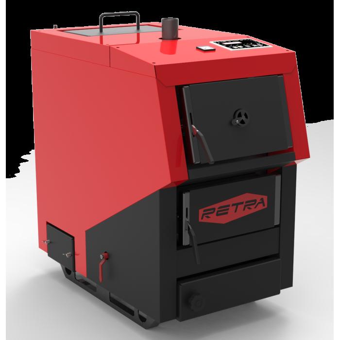 Бытовые отопительные котлы на твердом топливе Retra Light (Ретра Лайт) 25 кВт