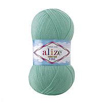 Alize Cotton Gold Fine № 15 водяная зелень
