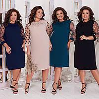 Платье  женское в расцветках 39259, фото 1