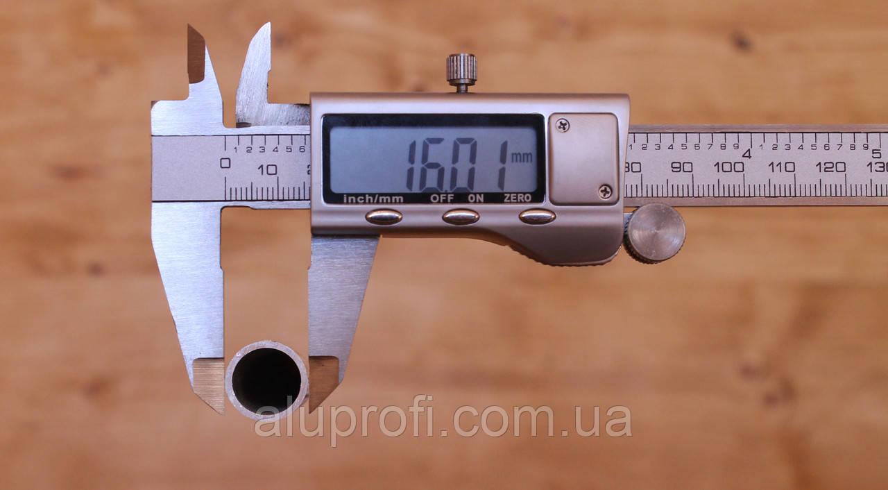 Труба  алюминиевая ф16 мм (16х3,5мм) АД31
