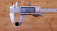 Труба  алюминиевая ф16 мм (16х3,5мм) АД31, фото 1