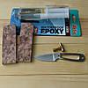 Набор для изготовления ножа EnZo Necker 70, 156х22х3,5мм
