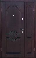 """Входные двери """"Портала"""" полуторные - модель Омега Vinorit (улица)"""