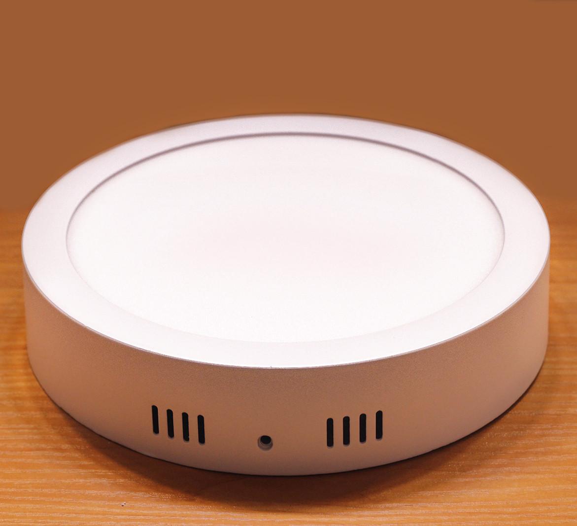 Светильник светодиодный LED накладной Feron AL504 12W 4000К  ( Led панель )