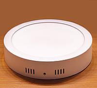 Светильник светодиодный LED накладной Feron AL504 12W 4000К  ( Led панель ), фото 1