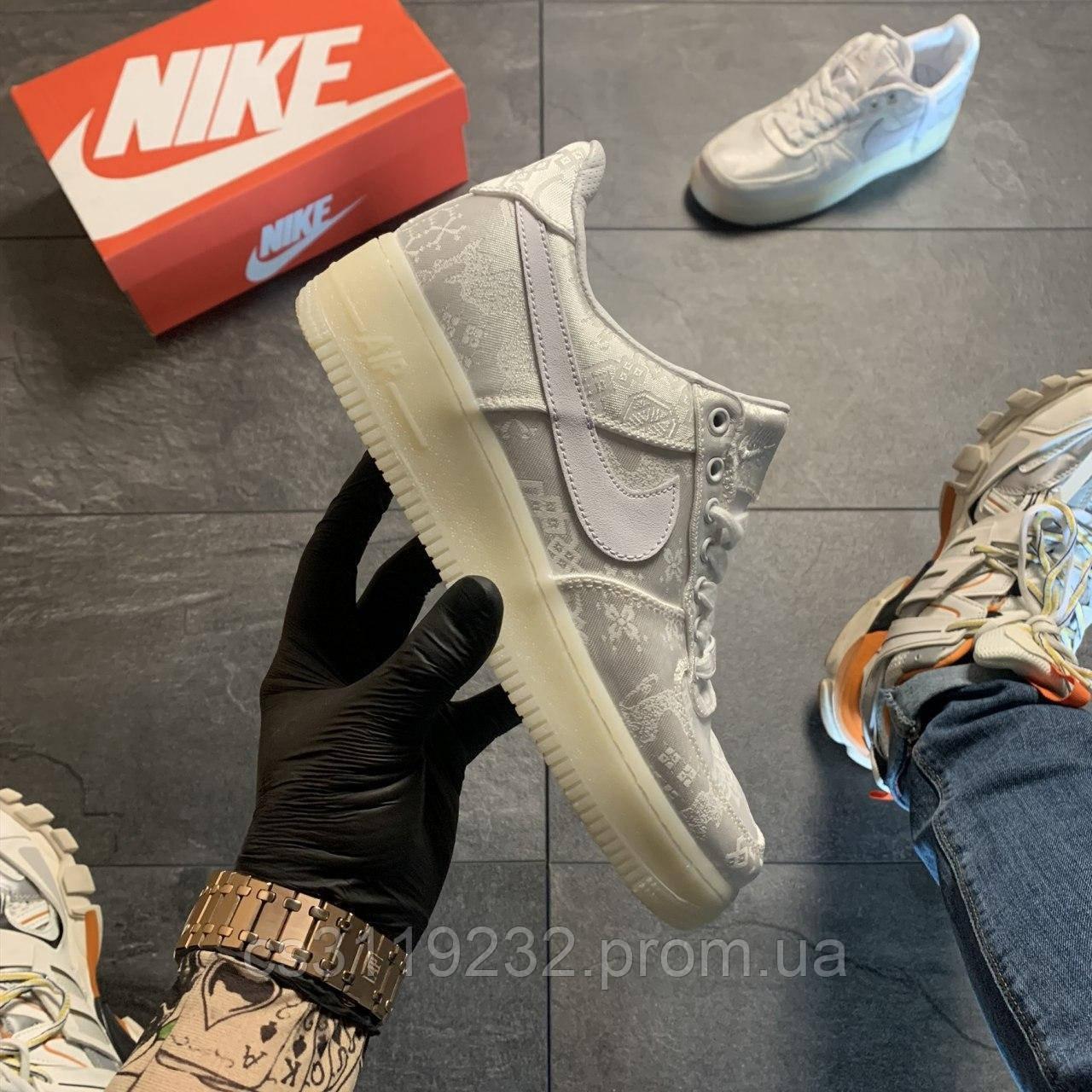 Женские кроссовки Nike Air Force 1 Low  (белые)