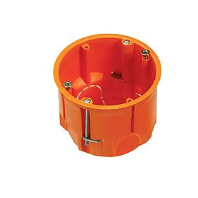 Подрозетник SEZ 60x60 мм PAWBOL А.0044P (углубленный, гипсокартон и кирпич / бетон)