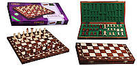 Шахматы ручной работы деревянные Consul
