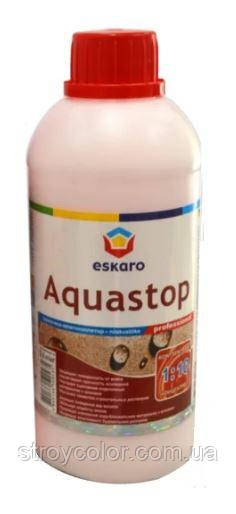 Ґрунтовка Eskaro Aquastop Professional концентрат (1:10) 0.5 л.