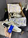 Жіночі Кросівки Adidas NMD Runner Grey Green, фото 3