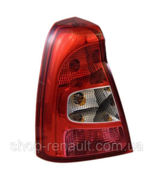 Ліхтар задній лівий Dacia / Renault Logan Faza 2 ASAM 30433
