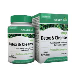 Detox&Cleanse (Детокс энд Клинс) — капсулы для очищения организма