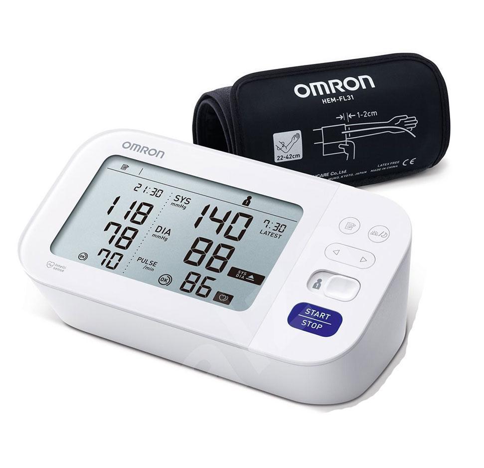 Автоматический тонометр OMRON M6 Comfort (HEM-7360-E)