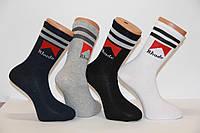 Мужские носки высокие стрейчевые ТЕННИС MONTEBELLO Ф3 ассорти RHUDE
