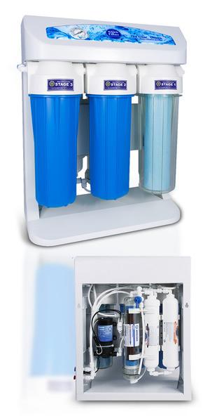 Системa обратного осмоса Aquafilter ELITE7W-G