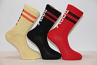 Мужские носки высокие ТЕННИС НЛ с надписями, фото 1