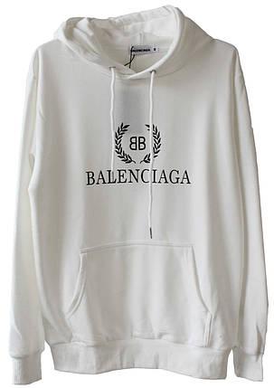Худи Balenciaga Белый (ориг.бирка), фото 2