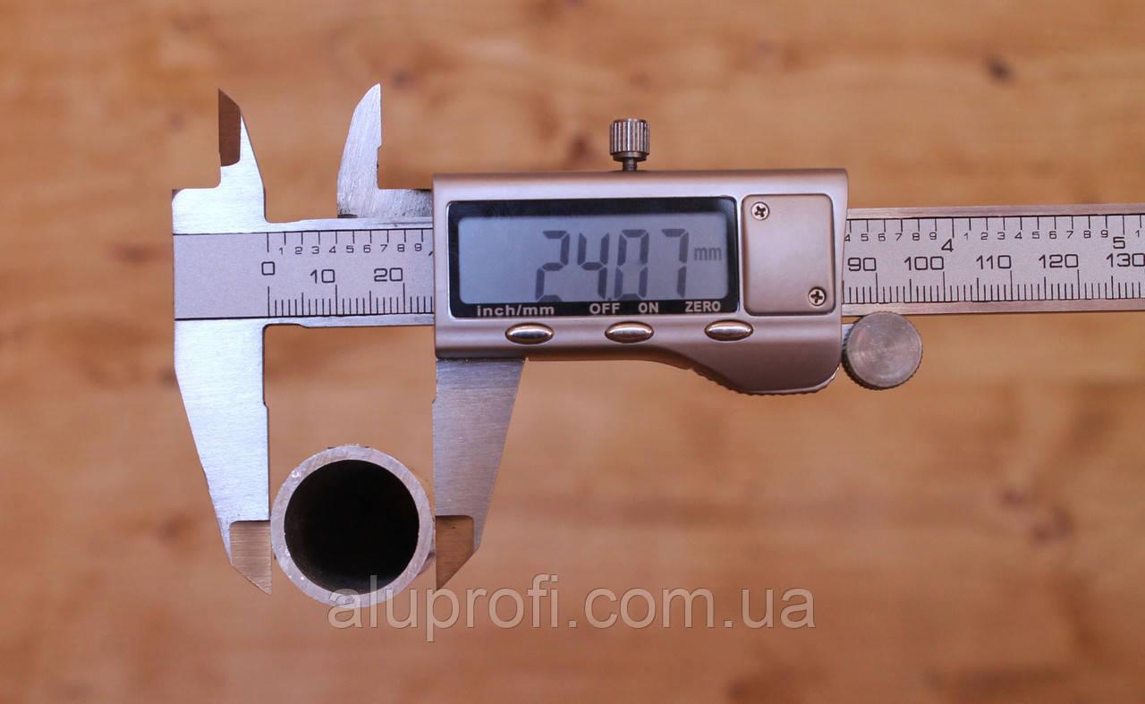 Труба  алюминиевая ф24 мм (24х2,0мм) АД31Т5