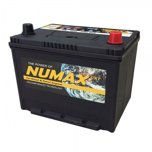 Аккумулятор 80Ah 680A R 95D26L Numax Asia Silver