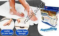 Впитывающий антискользящий коврик для ванной комнаты Aqua Rug, фото 1
