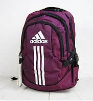 Прочный качественный мужской рюкзак портфель Адидас Интересный вид Прикольный дизайн 4 цвета Код: КГА1170