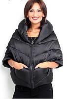 Женская стильная куртка с карманами