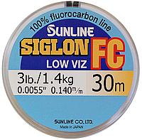 Флюорокарбон Sunline SIG-FC 30м 0.14мм