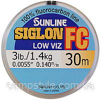 Флюорокарбон Sunline SIG-FC 30м 0.10мм