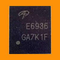 Микросхема Alpha & Omega Semiconductor AOE6936 (E6936)