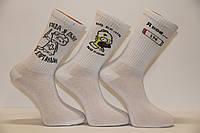 Мужские носки средние ТЕННИС НЛ с надписями