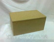 Шкатулка прямоугольная с петлями 18х11х9 см мдф заготовка для декора №012