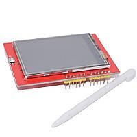 """Сенсорный дисплей Arduino TFT 2.4"""" LCD, фото 1"""