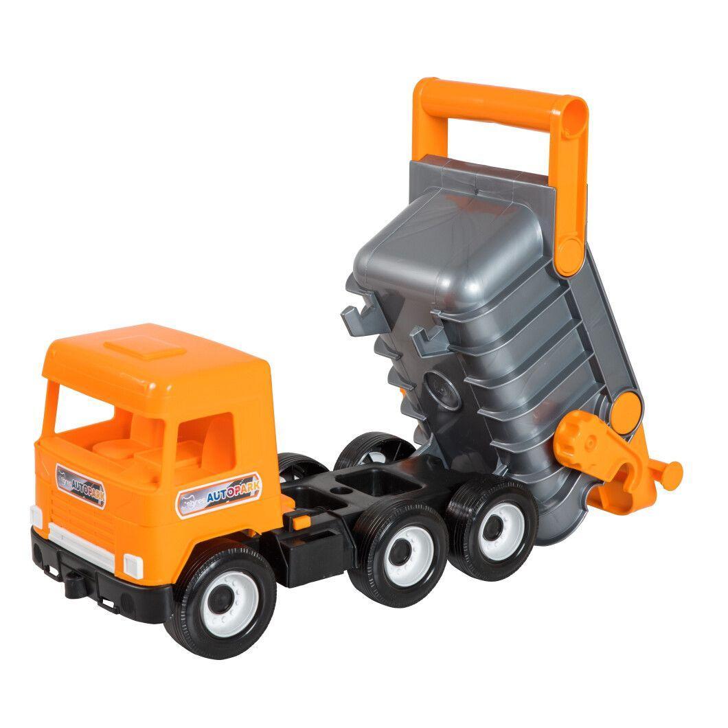 Самосвал игрушечный Middle truck city