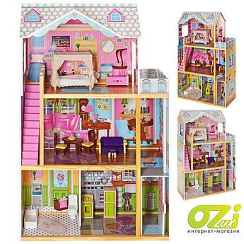 Домик для кукол MD 2252