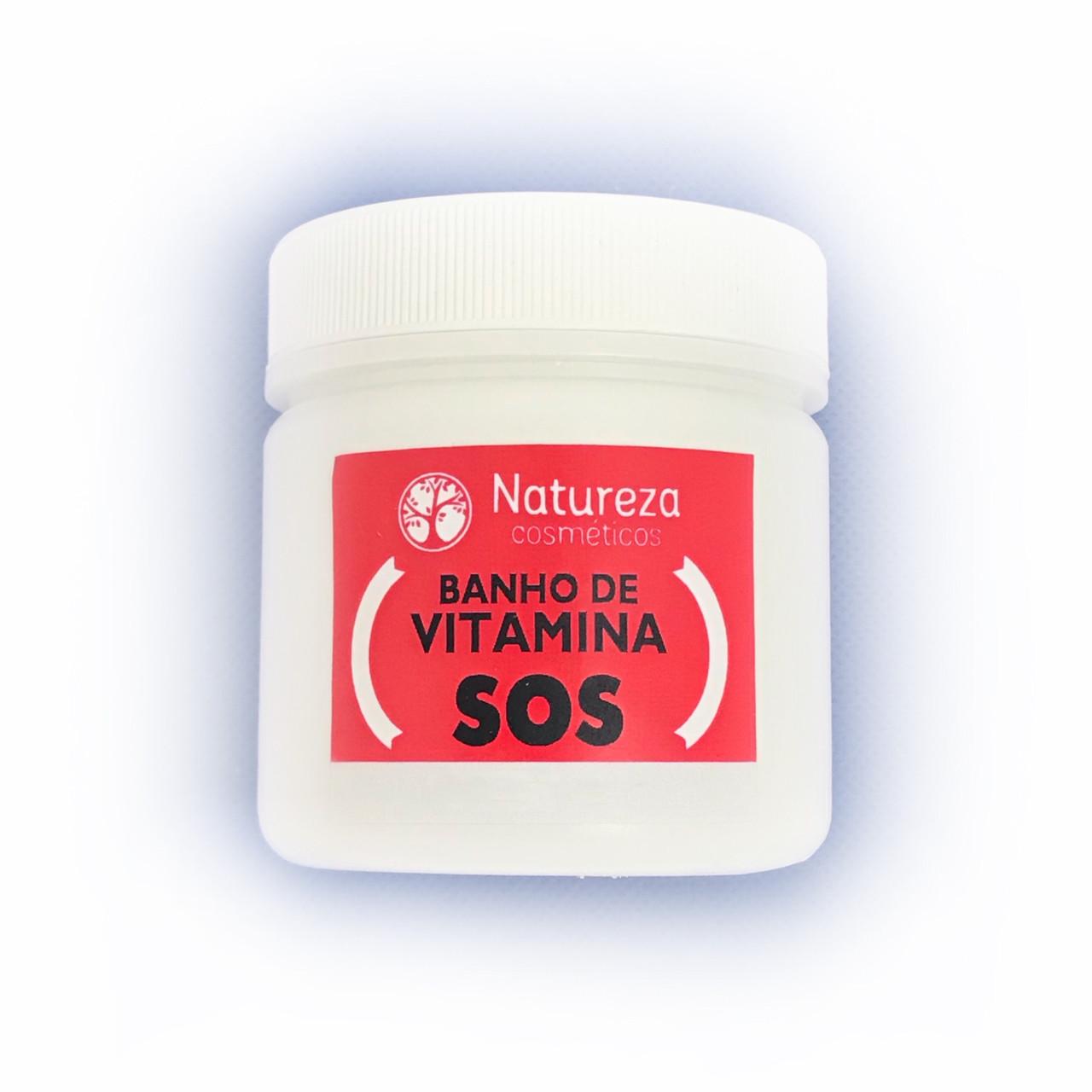 Ботекс-восстановление волос NATUREZA SOS Banho de VITAMINA, 100 г