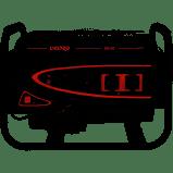 Бензогенератор  FG2500 (2 кВт)