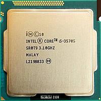 Процессор Intel Core i5-3570S N0 SR0T9 3.1 up 3.8GHz 6M Cache FCLGA Socket 1155 Б/У