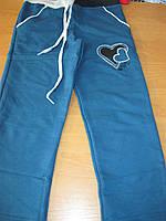 Детские спортивные брюки для девочек 5-7 Турция, фото 1