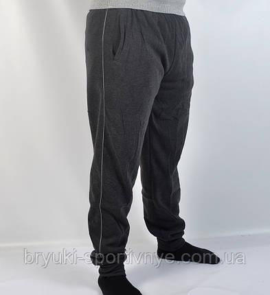 Штаны спортивные тёплые под манжеты, фото 2