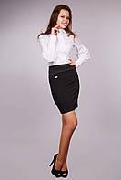 Классическая черная юбка , фото 1