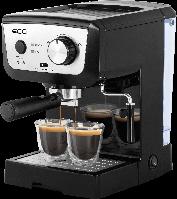 Кофеварка эспрессо ECG ESP 20101