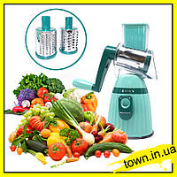 Овощерезка Meileyi | Мультислайсер для овощей и фруктов | Kitchen Master