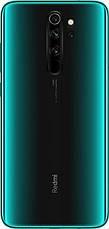 "Смартфон Xiaomi Redmi Note 8 Pro 6/64GB Dual Sim Forest Green EU_; 6.53"" (2340х1080) IPS / MediaTek Helio G90T / ОЗУ 6 ГБ / 64 ГБ встроенной + microSD, фото 3"