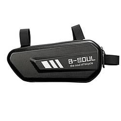Сумка велосипедная в раму B-Soul BAO-010