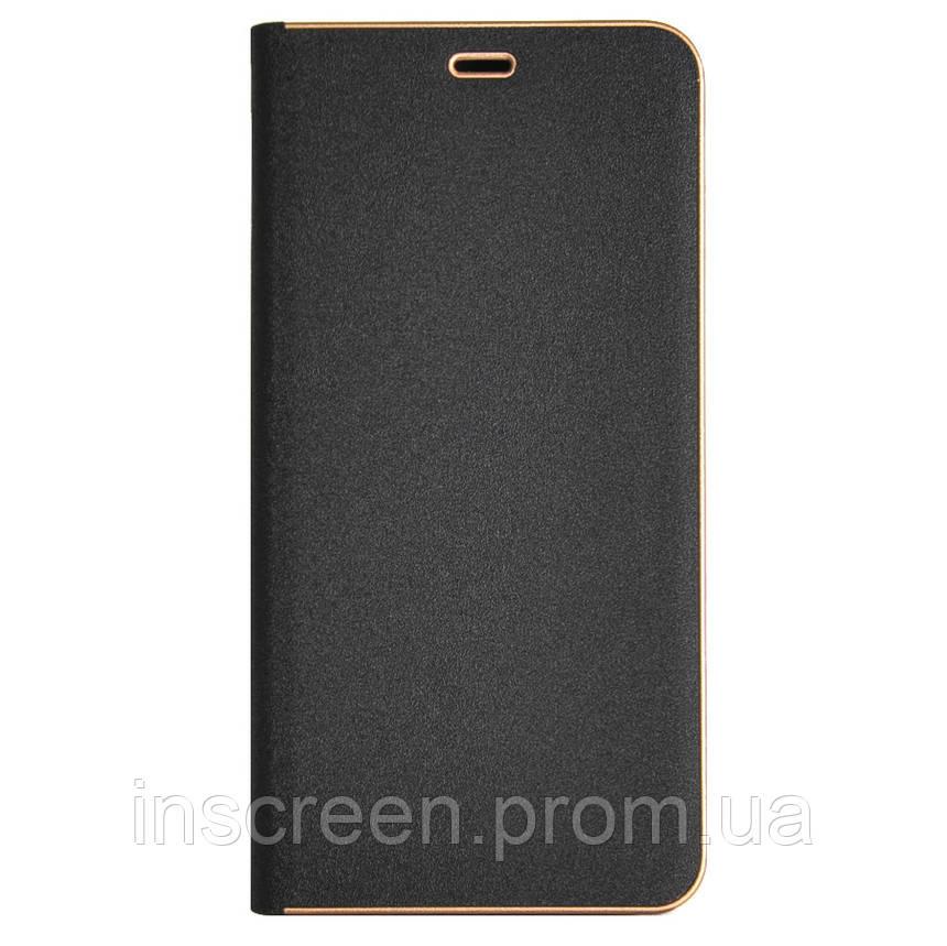 Чехол-книжка Florence TOP 2 Xiaomi Redmi Go черный, фото 2